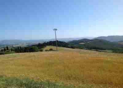 omgeving Beeldhouwen in Toscane
