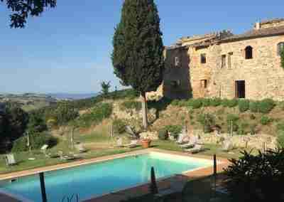 Iocatie Beeldhouwen in Toscane